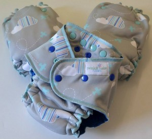How I Went From Uninterested To Crazy About Cloth Diapers