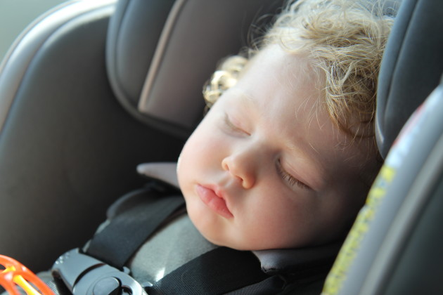 Rear Facing Car Seat Law In California