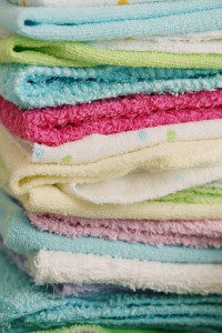 Is Cotton Terry To Rough For Baby Wipes